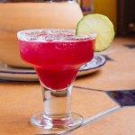 Prickly Pear Margarita