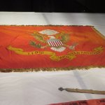 Authentic Flag from the Civil War
