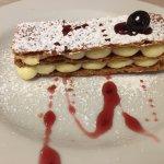 Millefoglie- UNREALLY delicious!!