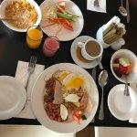 My Breakfast Selection