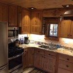 Birch Suite Kitchen
