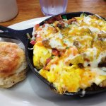 The AWESOME Country Boy Skillet!
