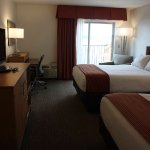 Photo de Holiday Inn Express Munising -  Lakeview