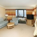 Hilton Vienna Family Suite Livingroom