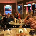 Me performing at the Coffee House, Trees Restaurant, 1385 Alberni Hwy, Parksville, BC