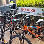 With 17 Hire Agents throughout Noosa its never been easier to hire a bike.