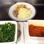 World Cafe breakfast - noodles