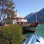 Cruize in Lake Brienz
