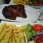 640 g de viande parfaitement cuite à déguster à deux