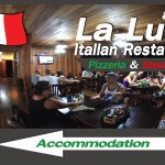 Photo of La Luna Italian Restaurant & Accommodation