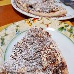 Dies ist die leckerste Tiramisu Pizza der Welt :-)