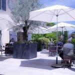 Terrasse du Cheval Blanc