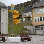 The town of Berlevåg
