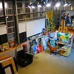 The Black Apartment Coffee and Art Gallery