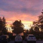 Sunrise at The Hiram Inn