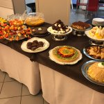 Lovely deserts prepared with great care and delicious