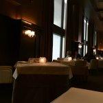 Restaurant lower level