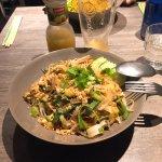 Pad Thai(泰式炒河粉)