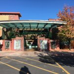 Sedona Rouge Hotel & Spa entrance 2016