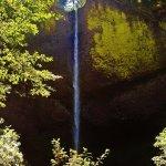 ภาพถ่ายของ Latourell Falls
