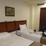 ティエン タオ ホテル 客室