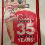 Foto de Ruby's Diner