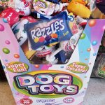 Don't forget your furry friends - We have Sweet Dog Toys!