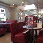 Ruby's Diner Foto