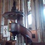 Wonderful pulpit!!