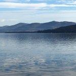 Foto van Lake George