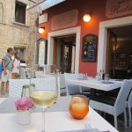 Quality food and wine in uncrowded, romantic setting