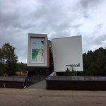 Le Musée Hergé de facture moderne