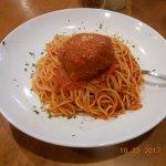 classic meat/pasta