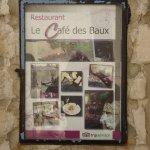 Photo of Le Cafe des Baux