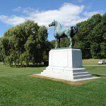 Morgan Horse Monument