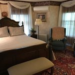 From the quaint room to dining for breakfast, we enjoyed every moment of our stay