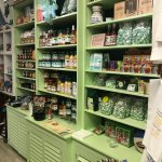 The food items are a range of jellies, dips and candies, fun for home or having at the hotel