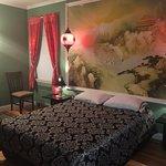 Chambre avec un lit Queen Chine