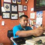 Terrible food n margarita n service n our server was the rudest we have ever met