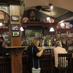 The Irish Bar and selections