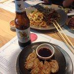 Asan food & beer