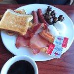 breakfast savoury choices
