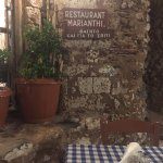 Village restaurant in the Peloponnese.