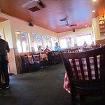 Inside eating area, Pasta Jay's, Moab, UT