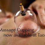 Massage cupping for face and body, ask about out NoTox Before BoTox!