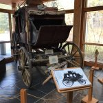 Stage Coach - Entrance High Desert Museum, off HWY 97, south of Bend, OR