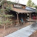 """1000 Trails Bend Sunriver RV campground (TTRV) """"Town Square"""""""