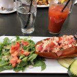 Flavorless Lobster Roll