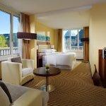 Sheraton Zurich Neues Schloss Hotel Foto