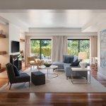 Premium Three-Bedroom Residence Living Room